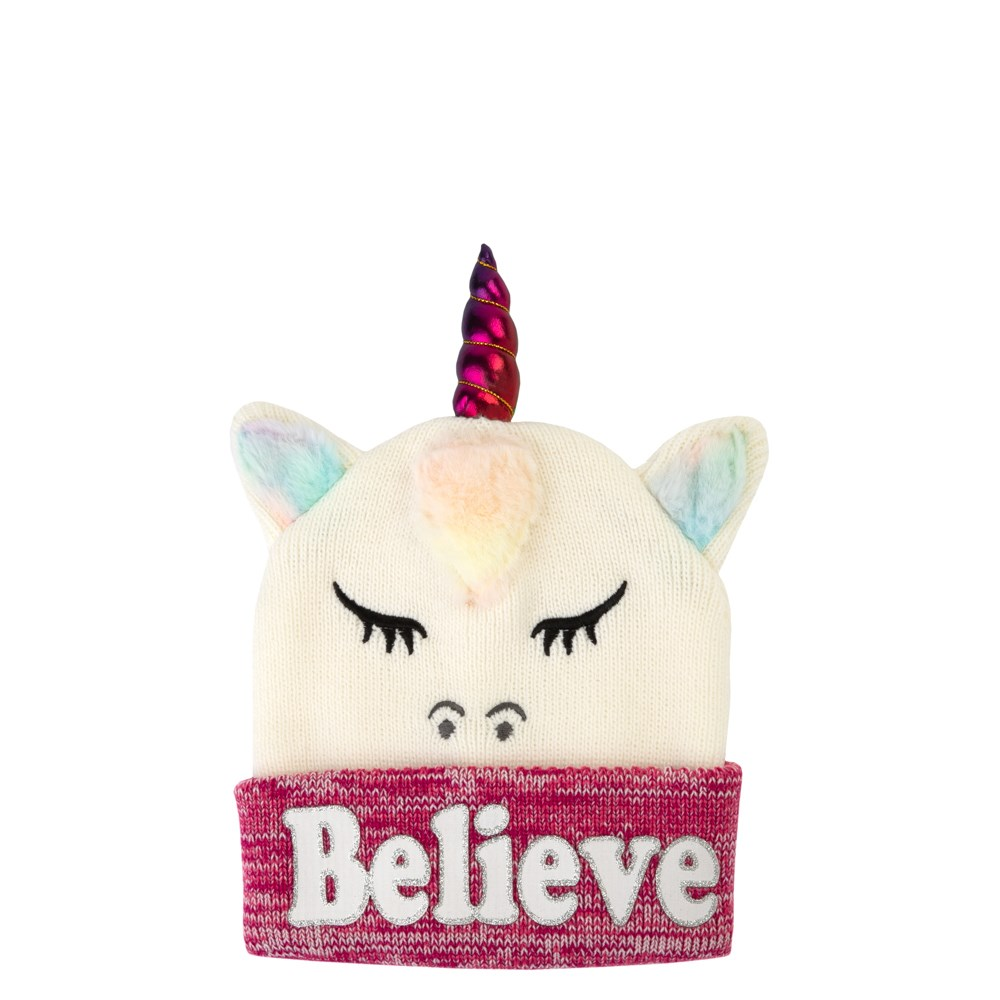 Unicorn Beanie - Little Kid