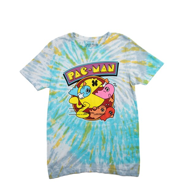 Pac-Man Tee - Boys Little Kid / Big Kid - Blue / Multi