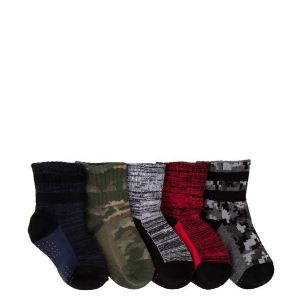 Main view of Crew Socks 5 Pack - Boys Baby