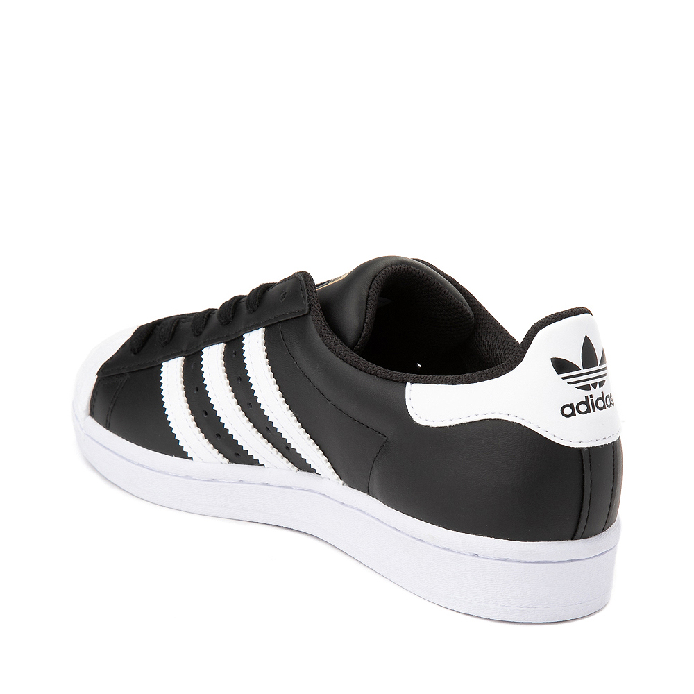 adidas superstar black white mesh exclusive