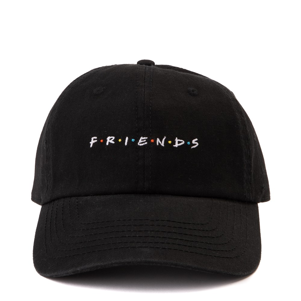 Friends Dad Hat - Black