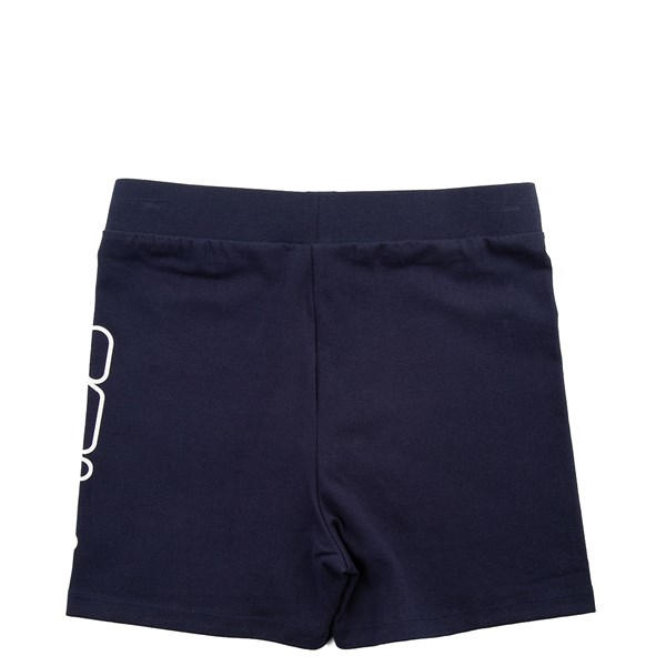 alternate view Womens Fila Beatriz High Rise Bike Shorts - NavyALT6B