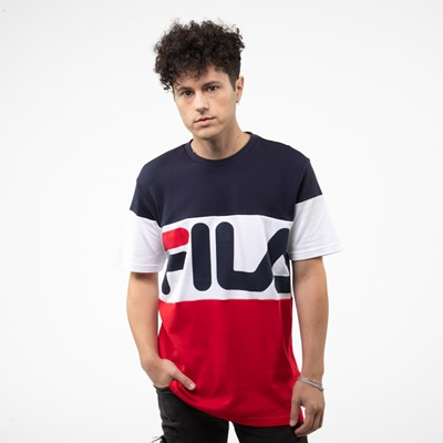 Main view of Mens Fila Varius Tee