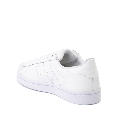 Alternate view of adidas Superstar Athletic Shoe - Big Kid - White Monochrome