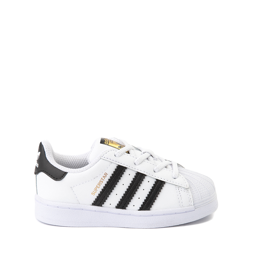 adidas Superstar Athletic Shoe - Baby / Toddler - White