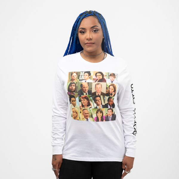 Default view of Womens The Office Long Sleeve Tee