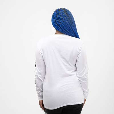 Alternate view of Womens The Office Long Sleeve Tee - White