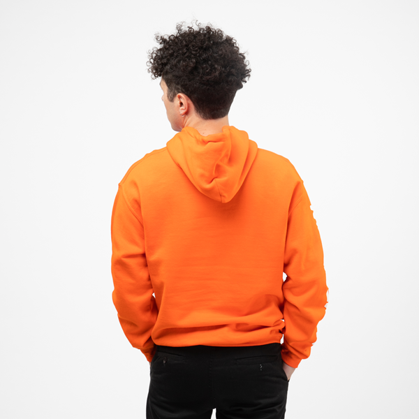 alternate view Mens Nickelodeon Peeps Hoodie - OrangeALT4