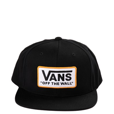 Main view of Vans Whitford Snapback Cap - Black