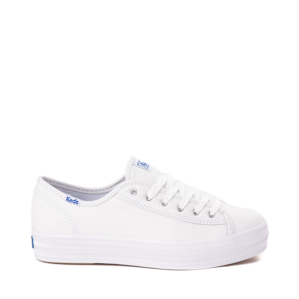 Womens Keds Triple Kick Leather Casual Shoe