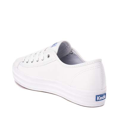 Alternate view of Womens Keds Triple Kick Leather Platform Casual Shoe