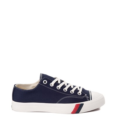 Main view of Mens PRO-Keds Royal Lo Sneaker - Navy