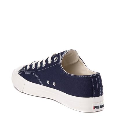 Alternate view of Mens PRO-Keds Royal Lo Sneaker - Navy