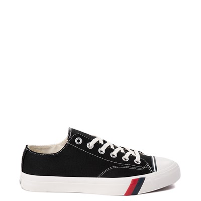 Main view of Mens PRO-Keds Royal Lo Sneaker - Black