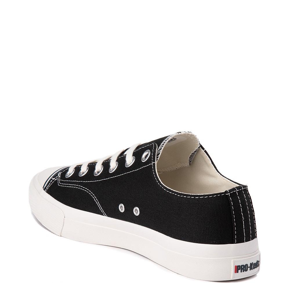 Mens PRO-Keds Royal Lo Sneaker - Black