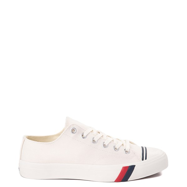 Mens PRO-Keds Royal Lo Sneaker - White