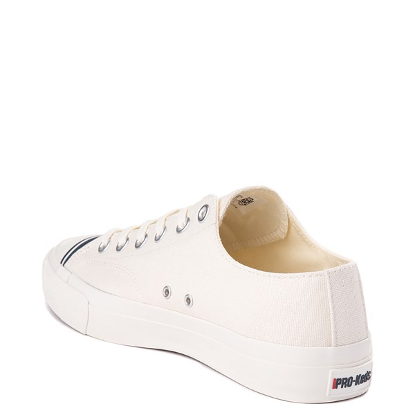 alternate view Mens PRO-Keds Royal Lo Sneaker - WhiteALT2