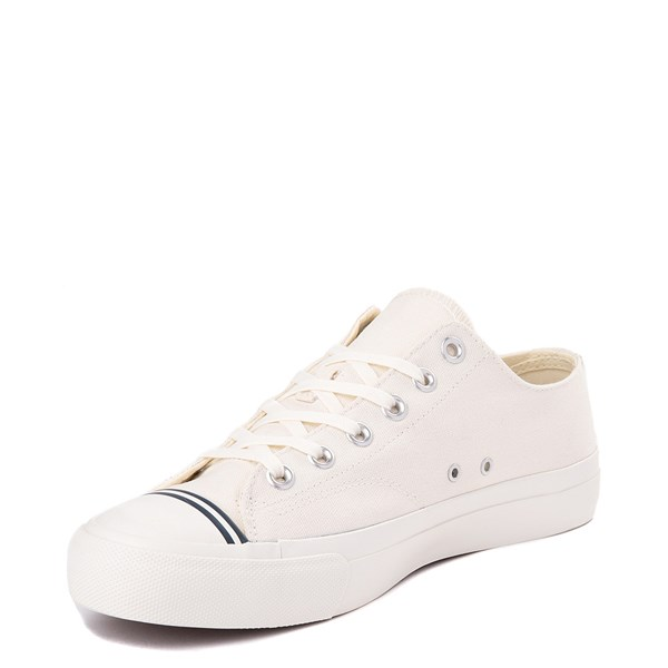 alternate view Mens PRO-Keds Royal Lo Sneaker - WhiteALT3