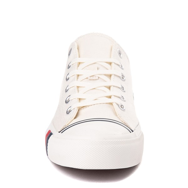 alternate view Mens PRO-Keds Royal Lo Sneaker - WhiteALT4