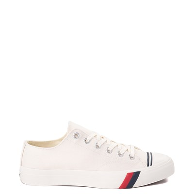 Main view of Mens PRO-Keds Royal Lo Sneaker - White
