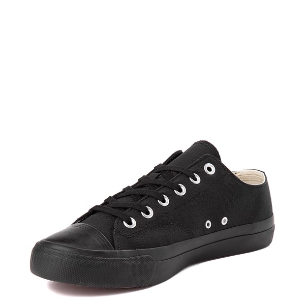 alternate view Mens PRO-Keds Royal Lo Sneaker - Black / BlackALT2