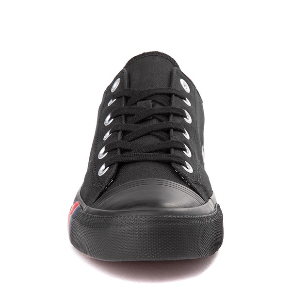 alternate view Mens PRO-Keds Royal Lo Sneaker - Black / BlackALT4