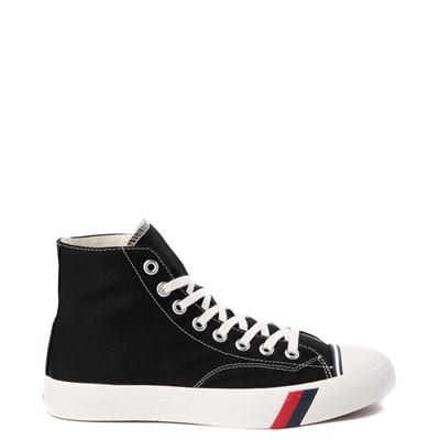 Main view of Mens PRO-Keds Royal Hi Sneaker - Black
