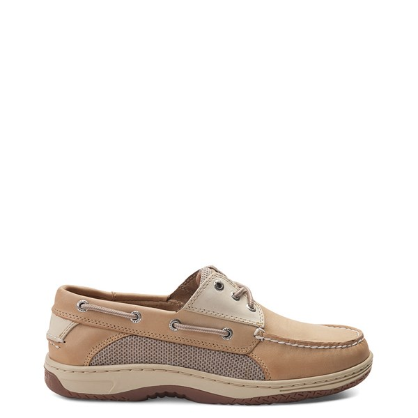 Main view of Mens Sperry Top-Sider Billfish Boat Shoe - Tan