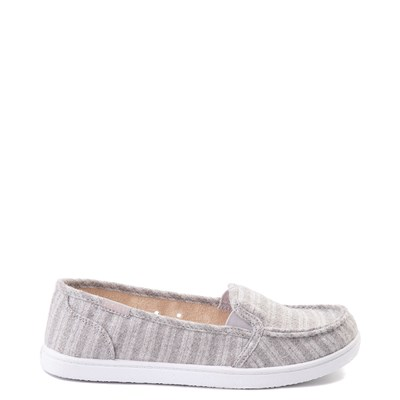 Main view of Womens Roxy Minnow Slip On Casual Shoe