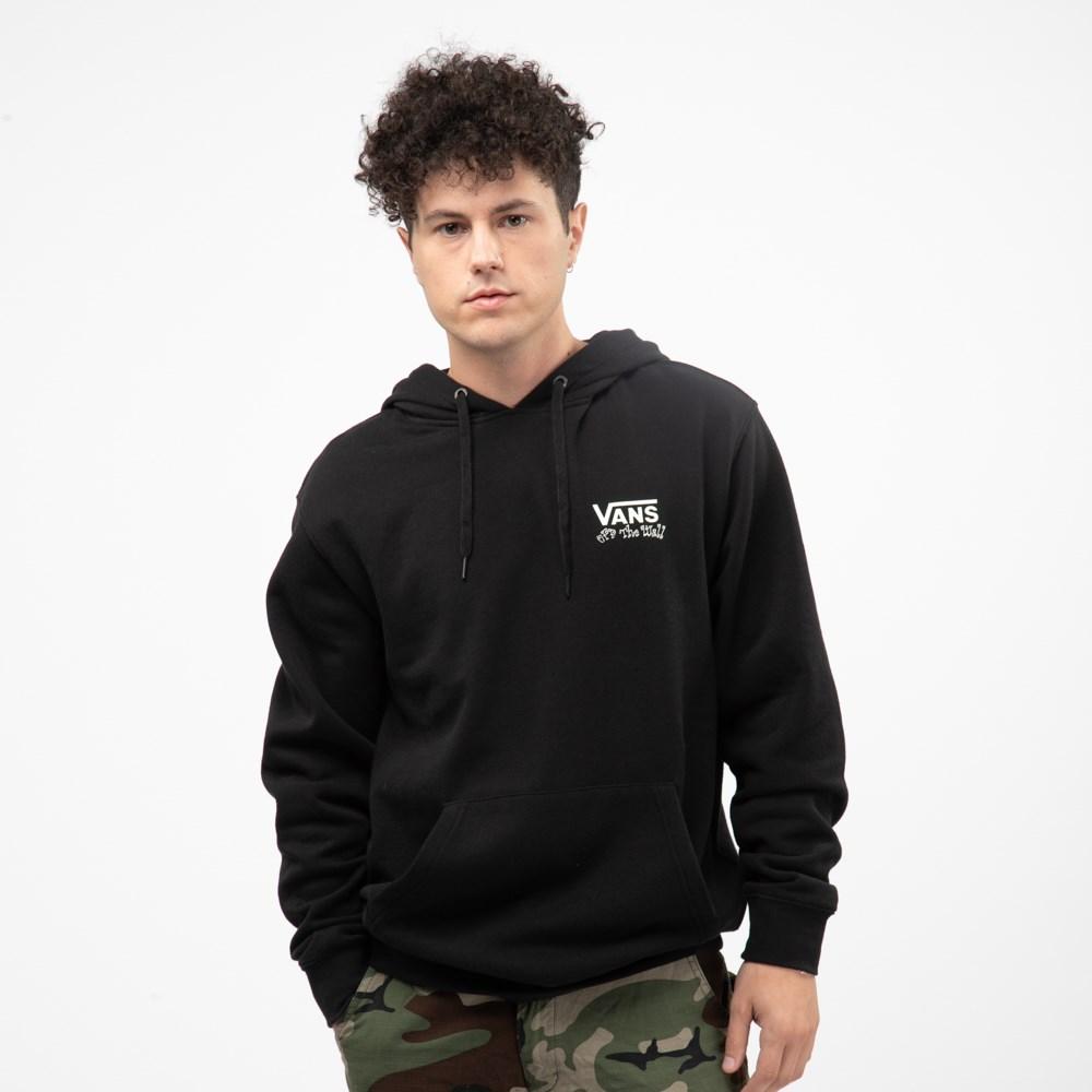 adidas v day hoodie black mens