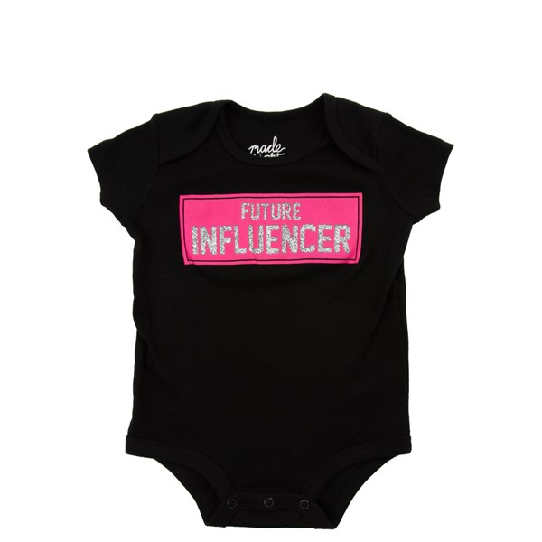 Default view of Future Influencer Snap Tee - Baby