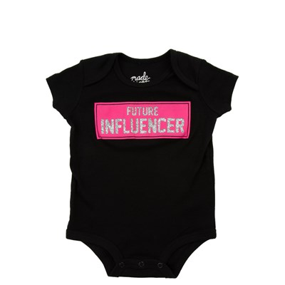 Main view of Future Influencer Snap Tee - Baby
