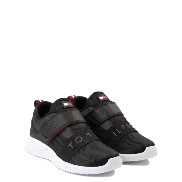 alternate view Tommy Hilfiger Cadet Athletic Shoe - Little Kid / Big Kid - BlackALT1