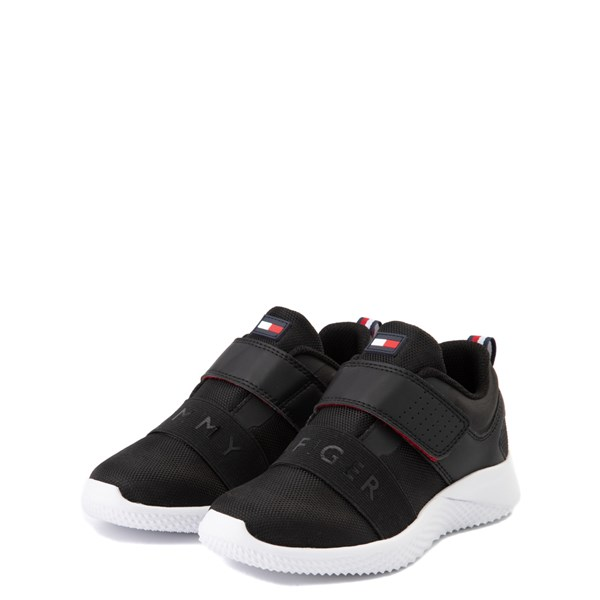 alternate view Tommy Hilfiger Cadet Athletic Shoe - Little Kid / Big Kid - BlackALT3