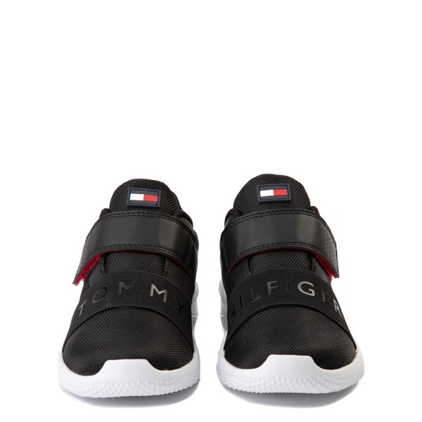 alternate view Tommy Hilfiger Cadet Athletic Shoe - Little Kid / Big Kid - BlackALT4
