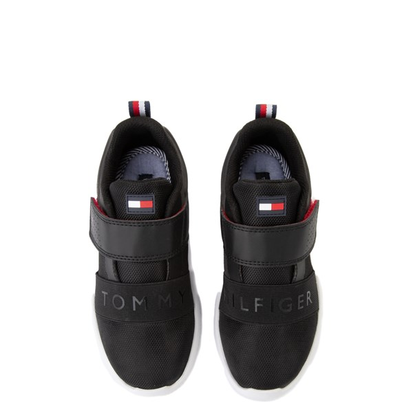 alternate view Tommy Hilfiger Cadet Athletic Shoe - Little Kid / Big Kid - BlackALT6