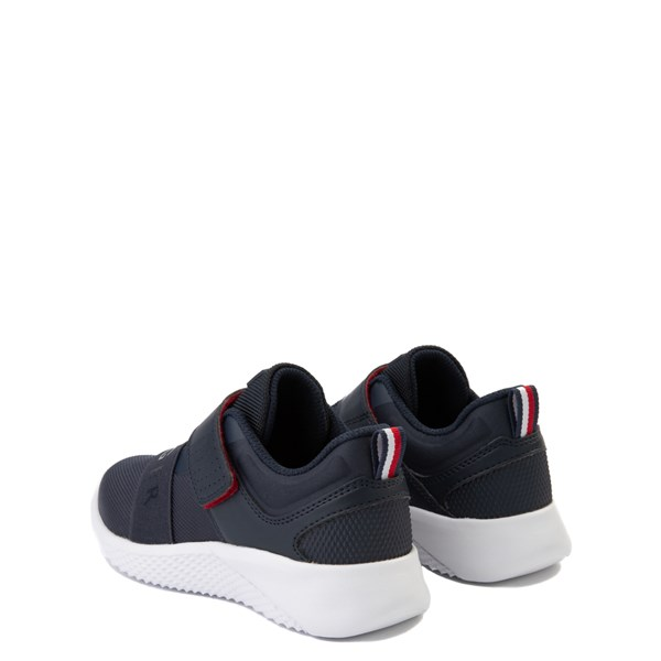 alternate view Tommy Hilfiger Cadet Athletic Shoe - Little Kid / Big Kid - NavyALT2