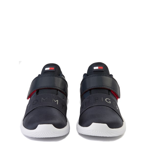 alternate view Tommy Hilfiger Cadet Athletic Shoe - Little Kid / Big Kid - NavyALT4