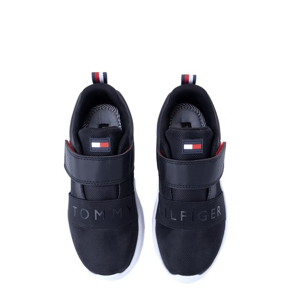 alternate view Tommy Hilfiger Cadet Athletic Shoe - Little Kid / Big Kid - NavyALT6