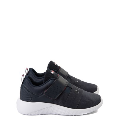 Main view of Tommy Hilfiger Cadet Athletic Shoe - Little Kid / Big Kid - Navy