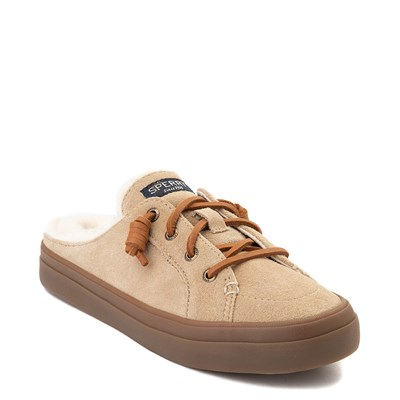 Alternate view of Womens Sperry Top-Sider Crest Vibe Mule Sneaker - Sand