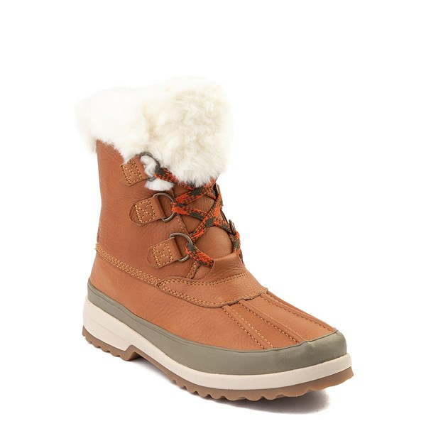 Alternate view of Womens Sperry Top-Sider Maritime Winter Boot - Tan