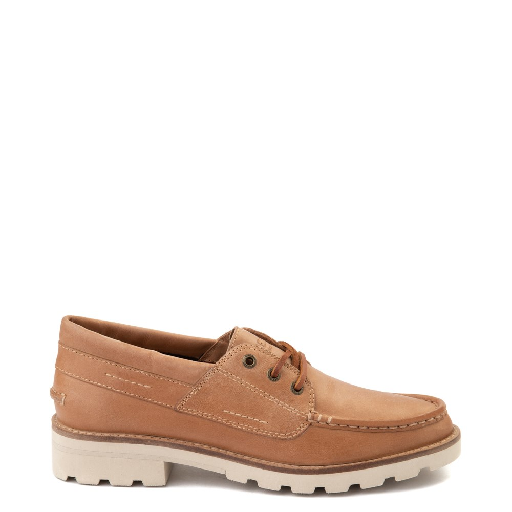 Womens Sperry Top-Sider Authentic Original Lug Boat Shoe - Tan