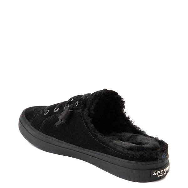 alternate view Womens Sperry Top-Sider Crest Vibe Mule Sneaker - BlackALT2