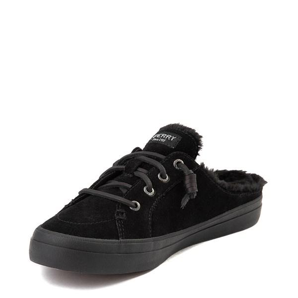 alternate view Womens Sperry Top-Sider Crest Vibe Mule Sneaker - BlackALT3