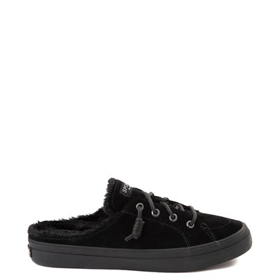 Main view of Womens Sperry Top-Sider Crest Vibe Mule Sneaker - Black