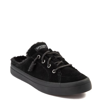 Alternate view of Womens Sperry Top-Sider Crest Vibe Mule Sneaker - Black