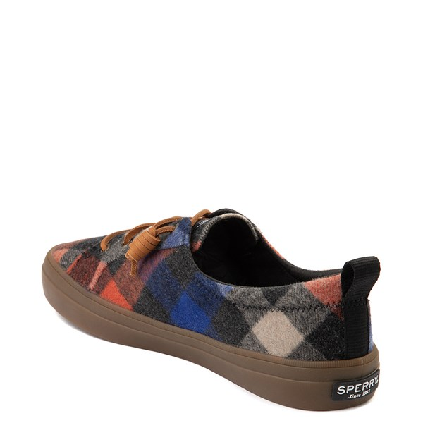 alternate view Womens Sperry Top-Sider Crest Vibe Plaid Casual ShoeALT2