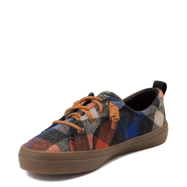 alternate view Womens Sperry Top-Sider Crest Vibe Plaid Casual ShoeALT3
