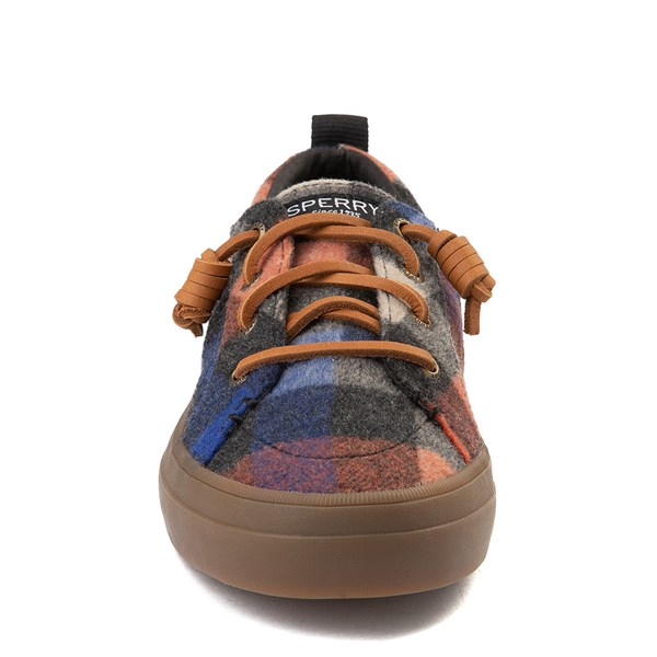 alternate view Womens Sperry Top-Sider Crest Vibe Plaid Casual ShoeALT4